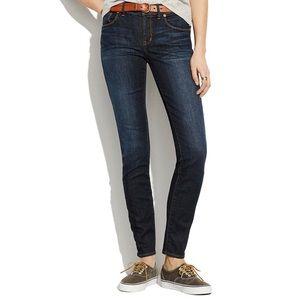 Madewell Skinny Skinny Jean